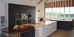 Newlyns Farm Cookery School Kitchen